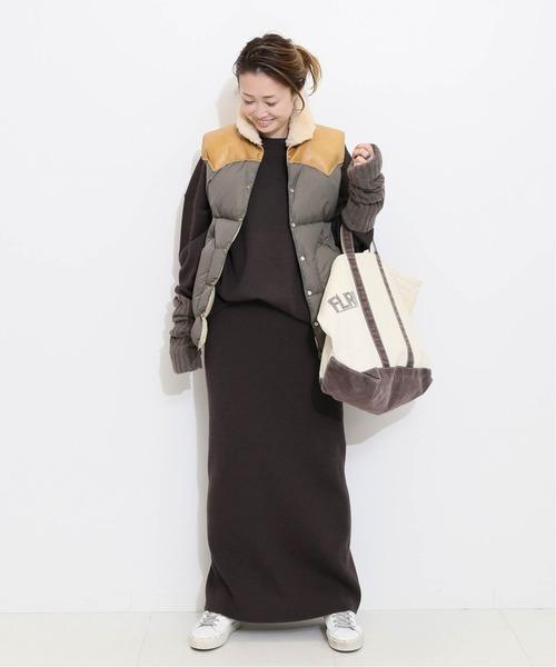 [Deuxieme Classe] ・EVERYDAY ニットスカート