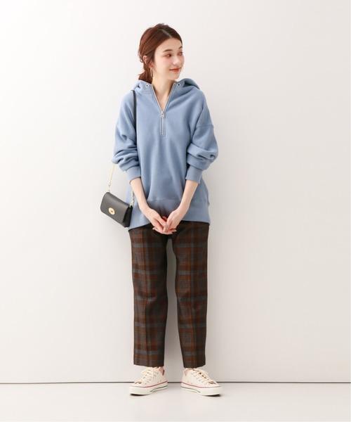 【軽井沢】4月に最適な服装:パンツコーデ7