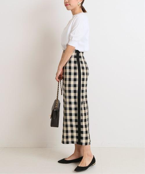 【東京】4月に最適な服装:スカートコーデ4