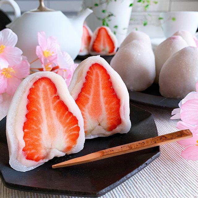 ひな祭りに人気のデザートレシピ《和菓子》4