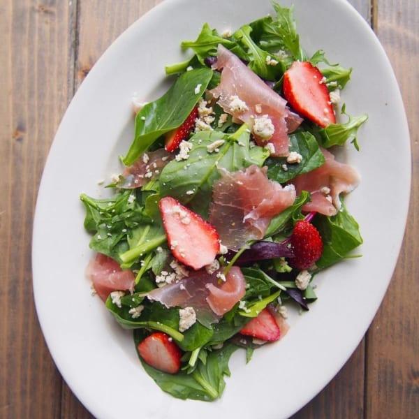 ハヤシライスにおすすめの付け合わせレシピ《サラダ》5