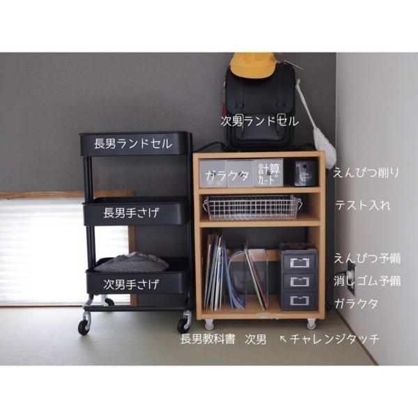 学用品の整理整頓アイデア6