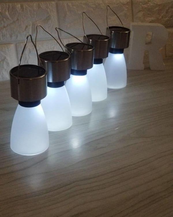 【ダイソー】LEDのソーラーライト