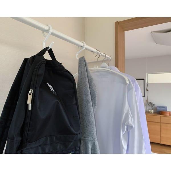 洋服の収納