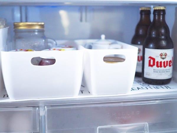 100均 冷蔵庫収納15