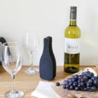 ワイン好き必見!優しくキレイに洗いあげる「ワイングラス専用スポンジ」