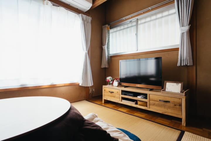 部屋全体の雰囲気に合うものを選ぶ4