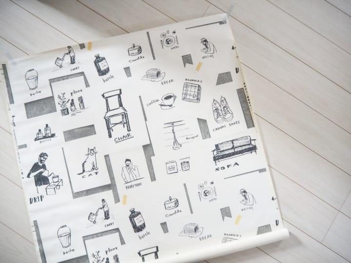 簡単壁紙活用術4
