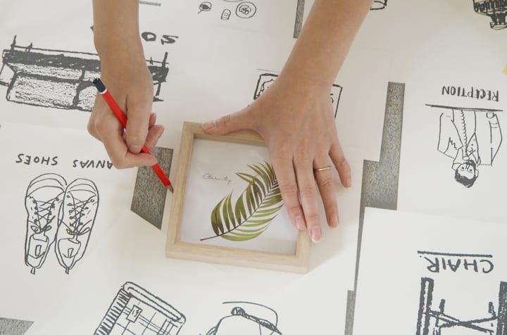 簡単壁紙活用術10