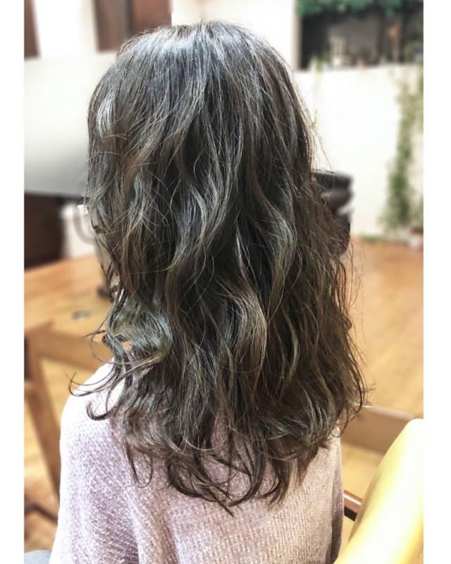 イエベ女子に似合う髪色20