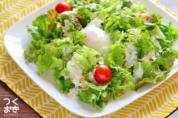 ガーリックシュリンプの付け合わせレシピ《サラダ》7