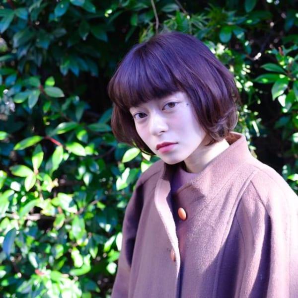 イエベ秋さんに似合う髪色《コーラル》