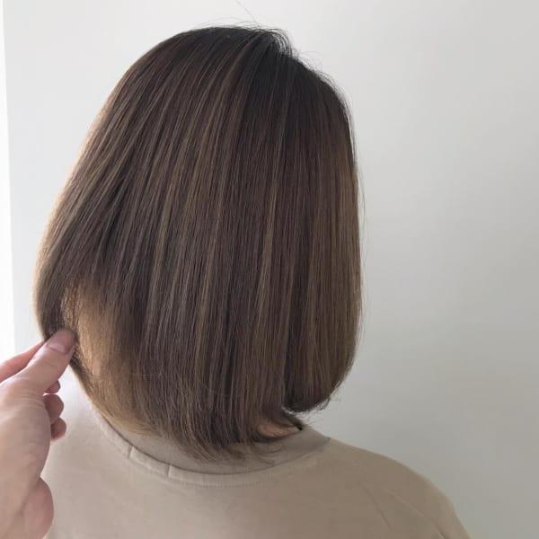 イエベ女子に似合う髪色2