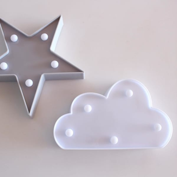 プチプラ 雲モチーフ アイテム3