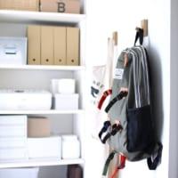 暮らしを便利に☆【無印良品】の「壁に付けられる家具」で収納とディスプレイを楽しむ♪
