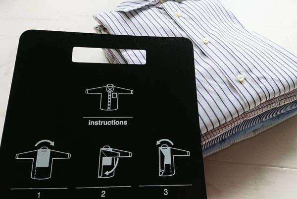 【キャンドゥ】ナイス♪畳み用ガイドプレート