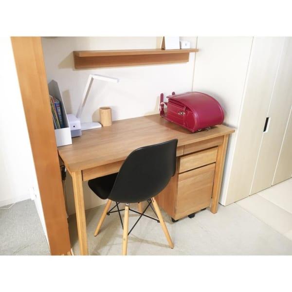 壁に付けられる家具で小物収納