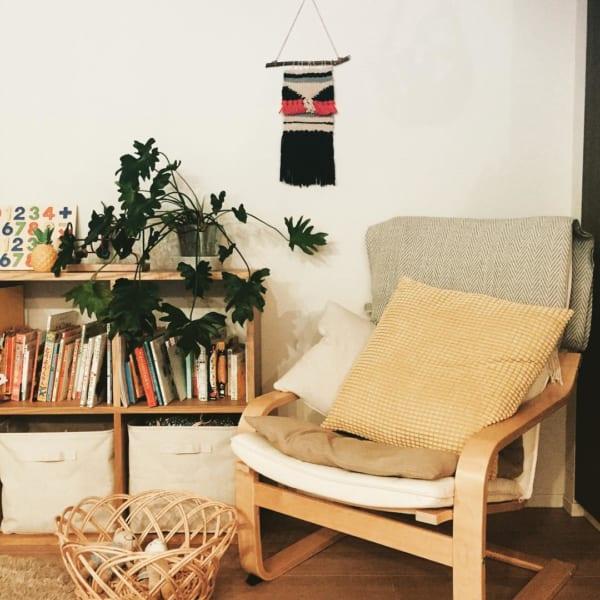 子ども部屋のおしゃれな整理収納アイディア11