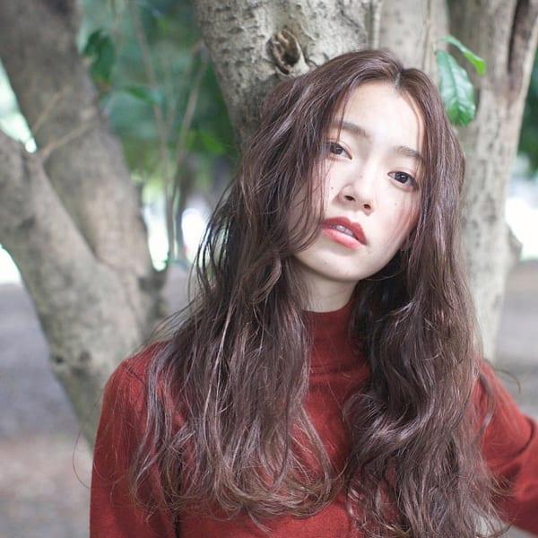 イエベ女子に似合う髪色15