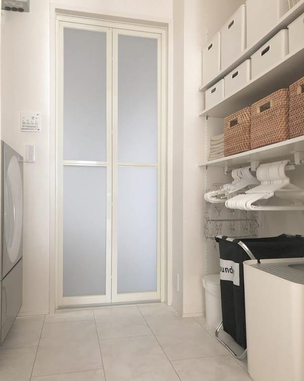バスルームの収納アイデア13