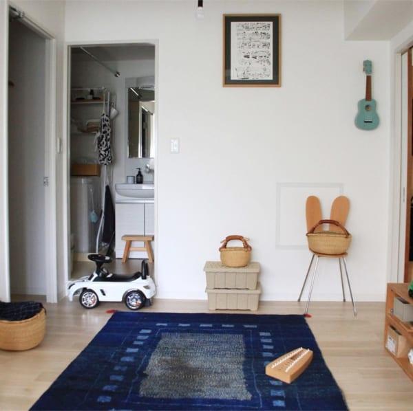 子ども部屋のおしゃれな整理収納アイディア17