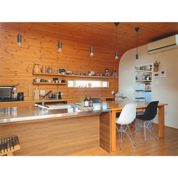 カフェみたいなキッチン