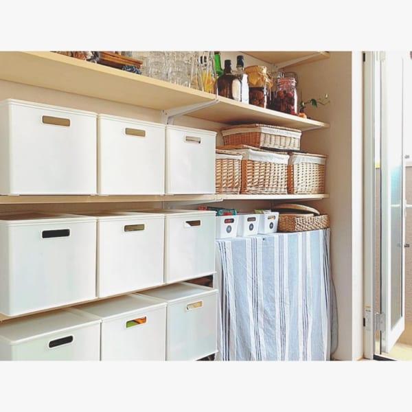 キッチンのおしゃれな収納術5