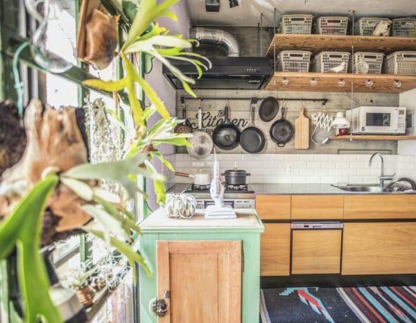 キッチンのおしゃれな収納術6