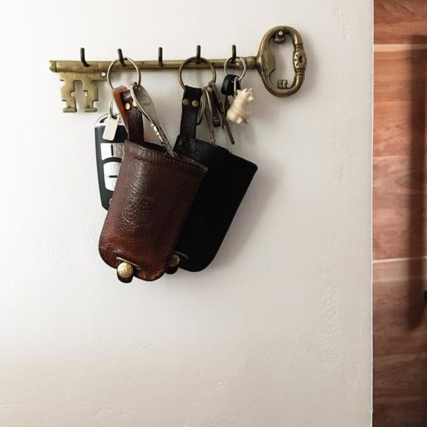 玄関 鍵 収納16