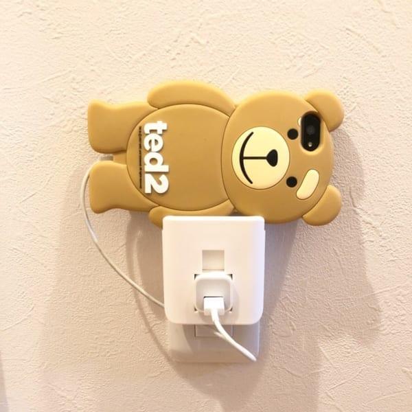 【セリア】充電ホルダーfor iPhone