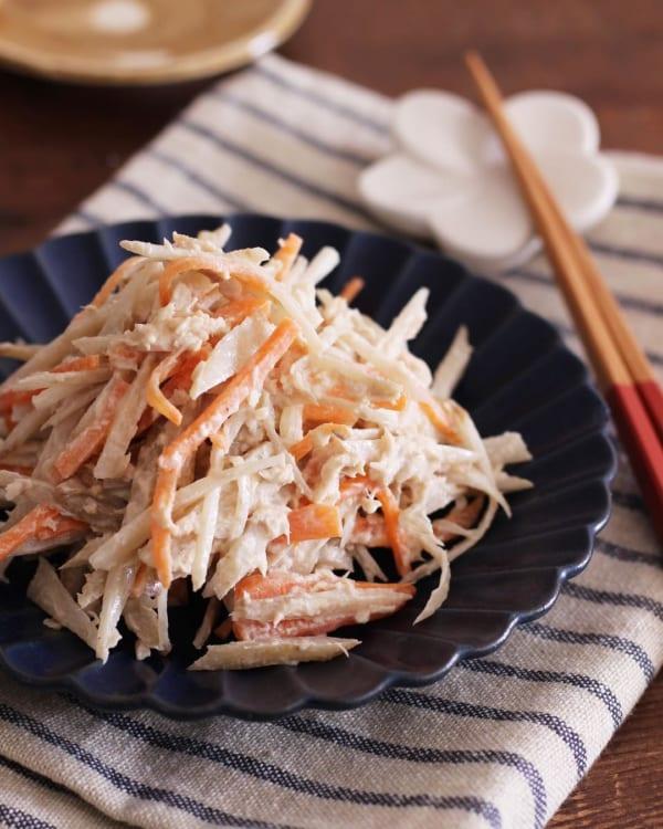 ハヤシライスにおすすめの付け合わせレシピ《サラダ》7