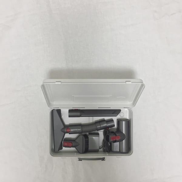 無印良品 スチール工具箱6