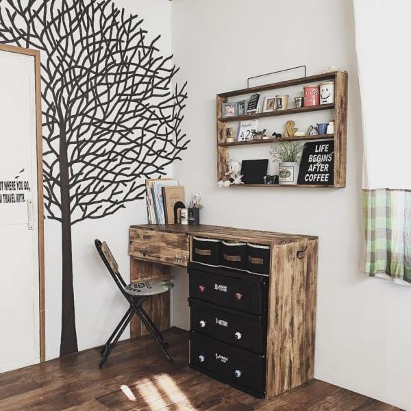 子ども部屋のおしゃれな整理収納アイディア3