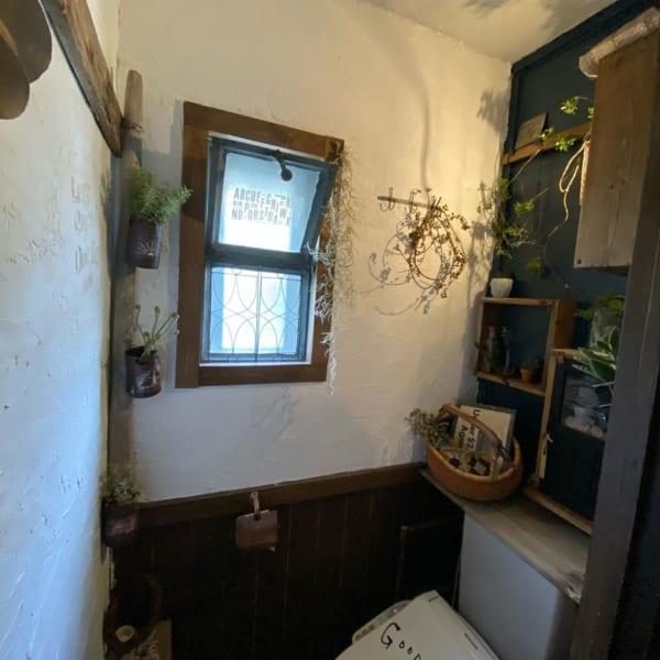 古民家インテリア《トイレ・玄関》3
