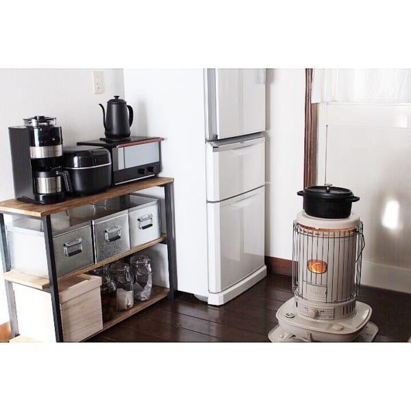 キッチンのおしゃれな収納術7