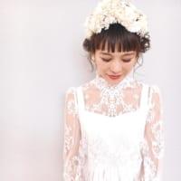 花嫁の髪型《ボブ》特集♡ウェディングドレスに似合うヘアスタイルを大公開♪