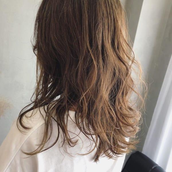 イエベ女子に似合う髪色4