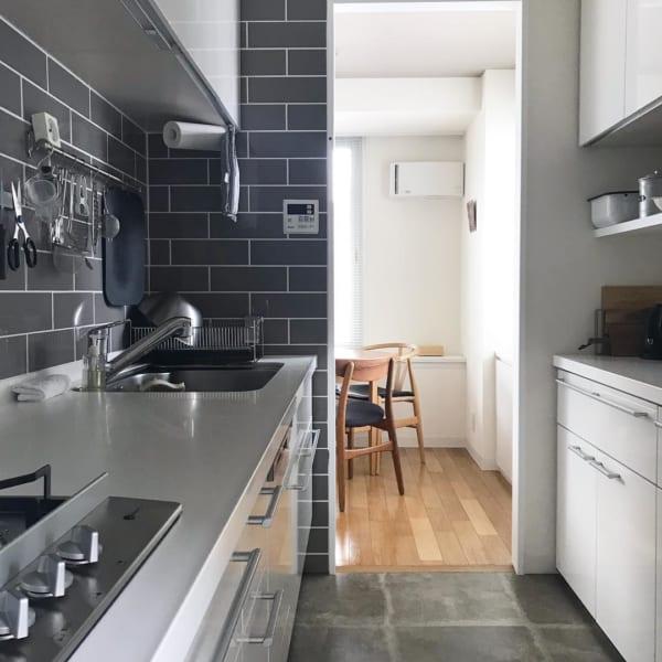 DIY リノベ マンションインテリア14
