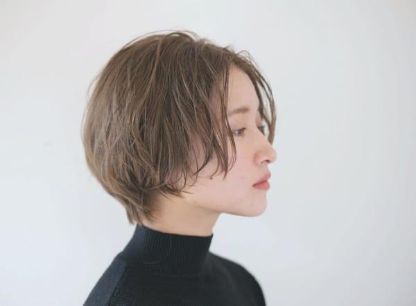 イエベ女子に似合う髪色6