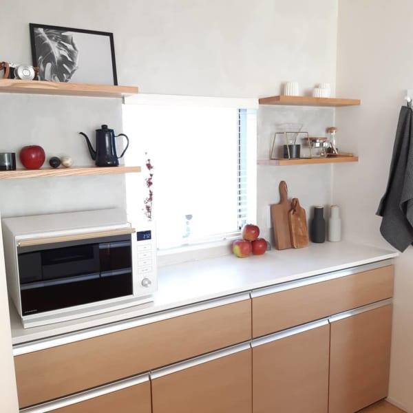 キッチン背面インテリア5