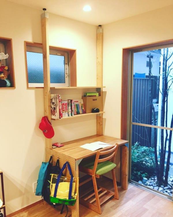 子ども部屋のおしゃれな整理収納アイディア5