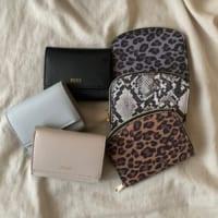 【セリアetc.】のコインケース&ミニウォレット♡荷物を軽くスマートに!