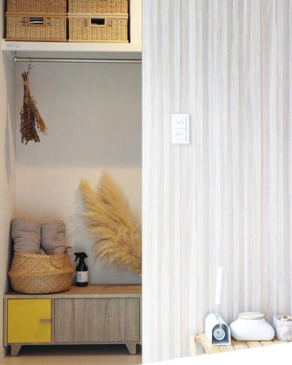 寝室に飾るアイデア