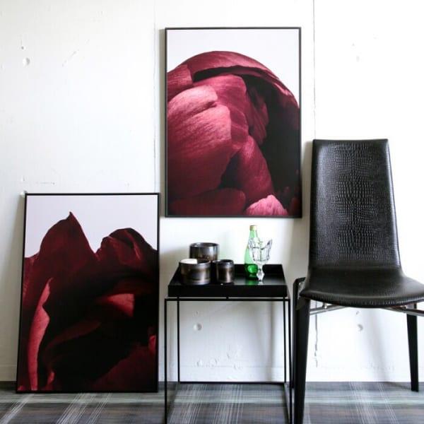 シンプルデザインのサイドテーブル4
