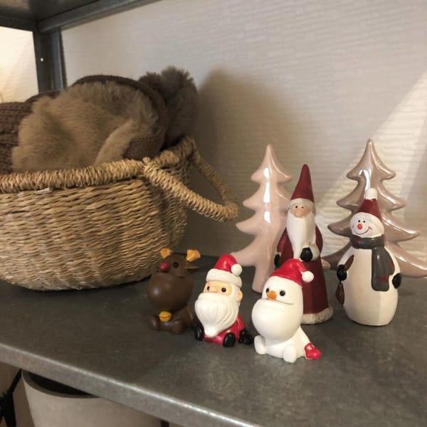 セリアのクリスマス雑貨②オーナメント