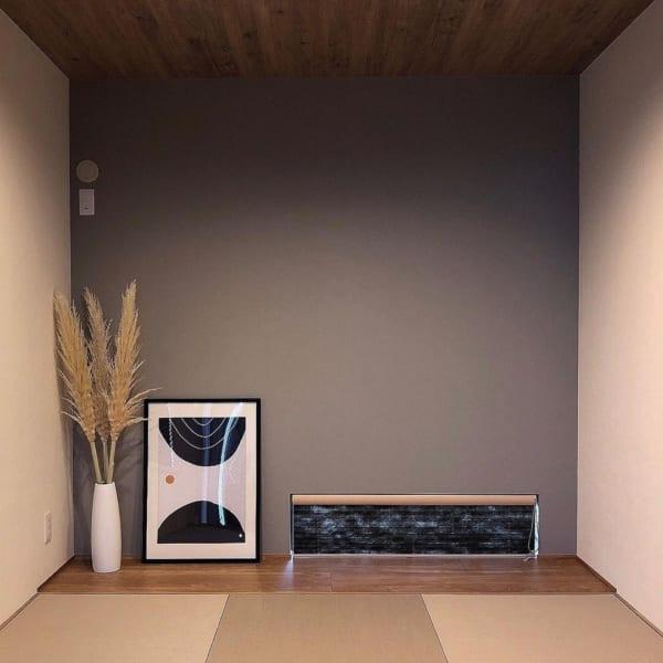 和室に飾るアイデア