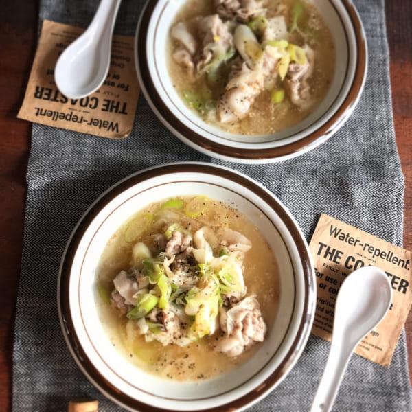 ハヤシライスにおすすめの付け合わせレシピ《スープ》5