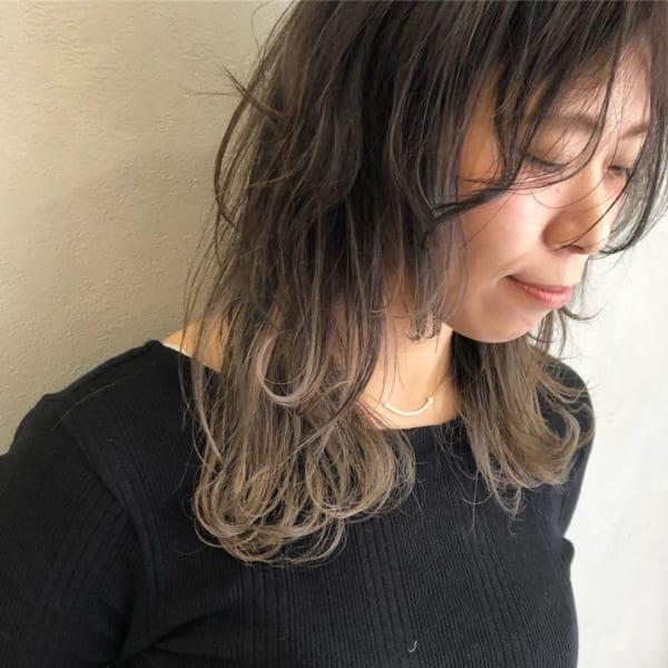 イエベ女子に似合う髪色9