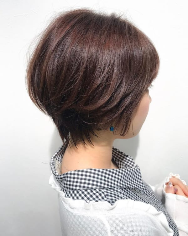 イエベ女子に似合う髪色11