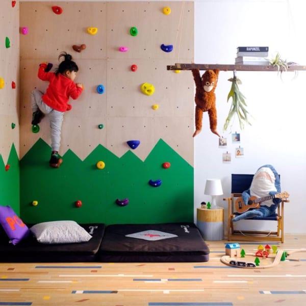 お洒落に壁をデコレーション15